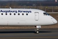 Photo: Augsburg Airways, Embraer EMB-195, D-AEMC