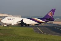 Photo: Thai Airways, Boeing 747-400, HS-TGO