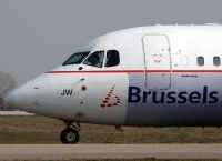 Photo: Brussels Airlines, British Aerospace RJ-85, OO-DJW