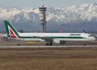 Photo: Alitalia, Airbus A321, I-BIXV
