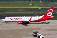 Photo: Air Berlin, Boeing 737-800, D-ABBF