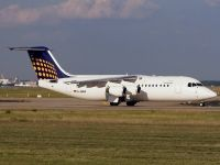 Photo: Lufthansa Regional, British Aerospace BAe 146-300, D-AEWA