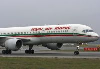 Photo: Royal Air Maroc (RAM), Boeing 757-200, CN-RMT