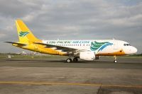 Photo: Cebu Pacific Air, Airbus A319, RP-C3196
