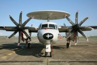 Photo: Republic of China Air Force (ROCAF), Lockheed E-2 Hawkeye, 166418