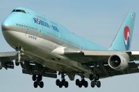 Photo: Korean Air, Boeing 747-400, HL7402