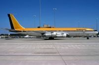 Photo: Transair, Boeing 707-300, C-GTAI