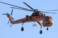 Photo: Erickson Air-Crane, Sikorsky S-64, N176AC