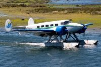 Photo: Vancouver Island Air, Beech 18, C-FGNR