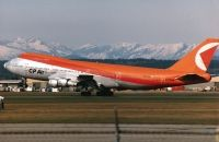 Photo: CP Air, Boeing 747-200, C-FCRB