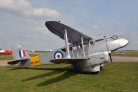 Photo: Classic Wings, De Havilland DH-89A Dragon Rapide, G-AIYR