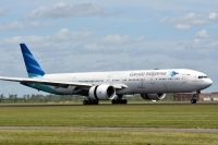 Photo: Garuda Indonesia, Boeing 777-300, PK-GIE