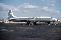 Photo: El Al Israel Airlines, Bristol Britannia 310, 4X-AGA