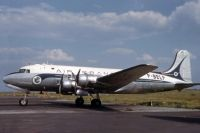 Photo: Air France, Douglas C-54 Skymaster, F-BELF
