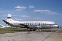 Photo: South African Airways, Vickers Viscount 800, ZS-CDY