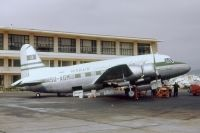 Photo: United Arab Airlines, Vickers Viking, SU-AGM
