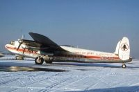Photo: Middle East Airlines (MEA), Avro York, OD-ACZ