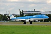 Photo: KLM Cityhopper UK, Embraer EMB-190, PH-EZC