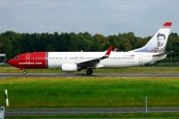 Photo: Norwegian, Boeing 737-800, LN-DYJ