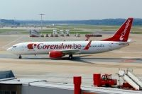 Photo: Corendon, Boeing 737-800, TC-TJL