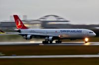 Photo: Turkish Airlines THY, Airbus A340-200/300, TC-JII