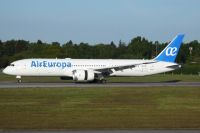 Photo: Air Europa, Boeing 787, EC-NEI