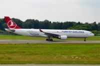 Photo: Turkish Airlines THY, Airbus A330-300, TC-JOF