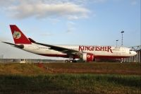 Photo: Kingfisher Airlines, Airbus A330-200, D-ALAB