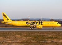 Photo: Spirit Airlines, Airbus A321, N664NK