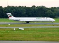 Photo: Bulgarian Air Charter, McDonnell Douglas MD-80, LZ-LDU