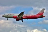 Photo: Rossiya Airlines, Airbus A320, VQ-BFM