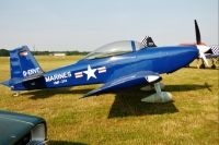 Photo: Private, Van's Aircraft RV-8, D-ERVC