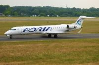 Photo: Adria Airways, Canadair CRJ Regional Jet, S5-AAW