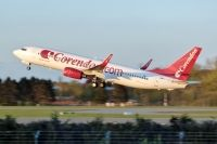 Photo: Corendon, Boeing 737-800, TC-TJP