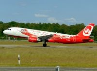 Photo: Air Berlin, Airbus A320, D-ABFO