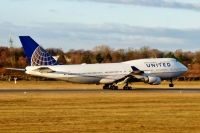 Photo: United Airlines, Boeing 747-400, N104UA