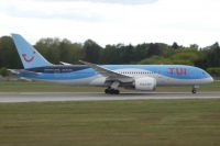 Photo: TUI Airlines Netherlands, Boeing 787, PH-TFK