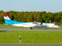Photo: Luxair, De Havilland Canada DHC-8 Dash8 Series 400, LX-LGA