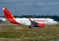 Photo: Avianca, Airbus A319, N741AV