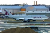 Photo: Qatar Amiri Flight, Boeing 747-800, A7-HHE