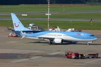 Photo: TUIfly, Boeing 737-800, D-ATUM