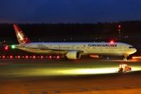 Photo: Turkish Airlines THY, Boeing 777-300, TC-JJY