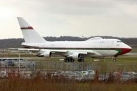 Photo: Omani - Royal Flight, Boeing 747SP, A4O-SO