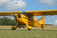Photo: Privately owned, Piper J5A Cub Cruiser, G-BSDK