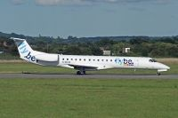 Photo: Flybe - British European, Embraer EMB-145, G-ERJD