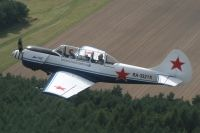 Photo: Untitled, Yakovlov Yak-52, RA-3321K