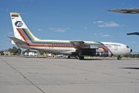 Photo: Ecuatoriana, Boeing 720, HC-AZP