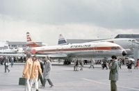 Photo: Sterling Airlines, Sud Aviation SE-210 Caravelle, OY-SAD