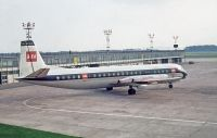 Photo: BEA - British European Airways, Vickers Vanguard, G-APET
