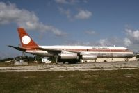 Photo: Galaxy, Convair CV-990 Coronado, N990E